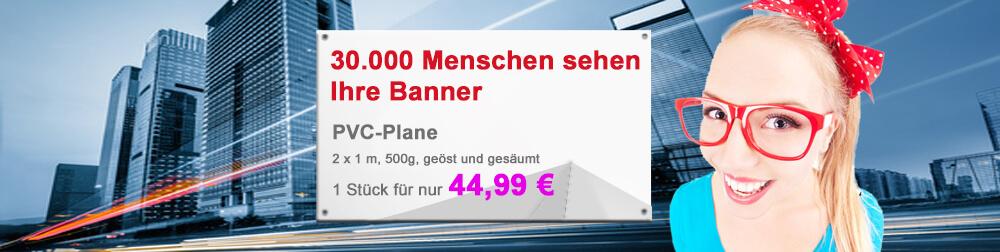 Werbeplane Werbebanner LKW Plane  22€//m²  />/>120x120cm/</<